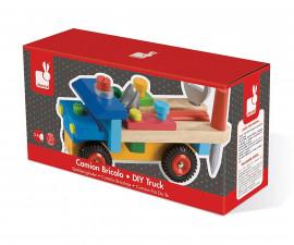 детско дървено камионче Janod