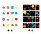 детска състезателна настолна игра Janod - Игра на скорост Цветове thumb 2