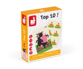 детска стратегическа игра Janod - ТОП 10!
