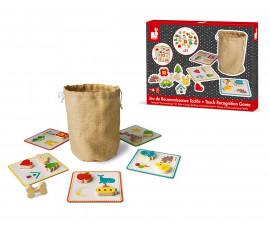детска игра за памет с напипване Janod
