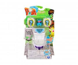 Забавни играчки Flush Force - Тоалетна чиния с 5бр. фигури