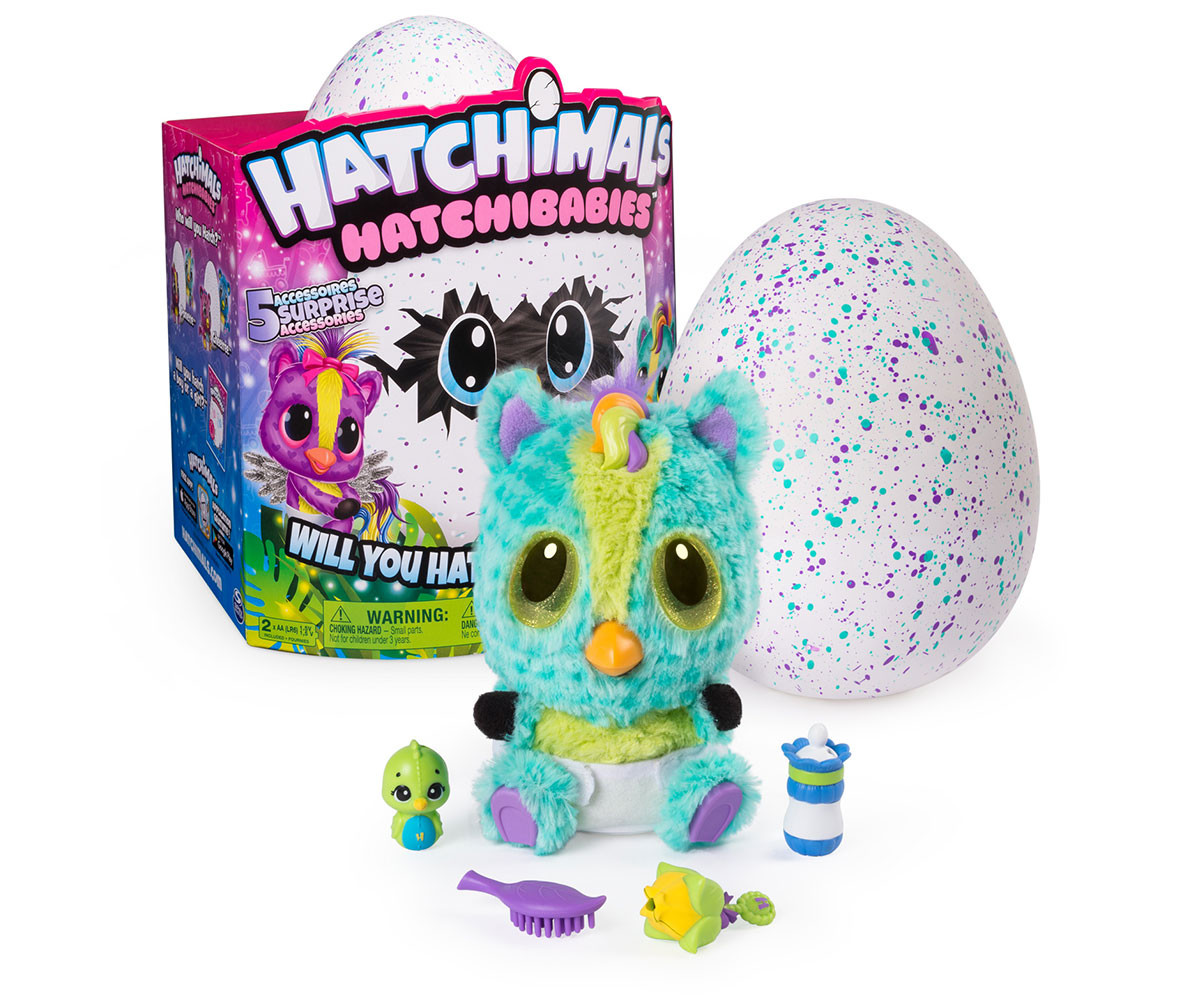 Детска играчка - Hatchibabies Ponette, асортимент
