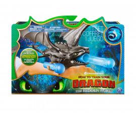 Дракони - беззъб дракон, захващаш се за китка