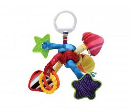 Дрънкалки и чесалки; Меки играчки TOMY L27128