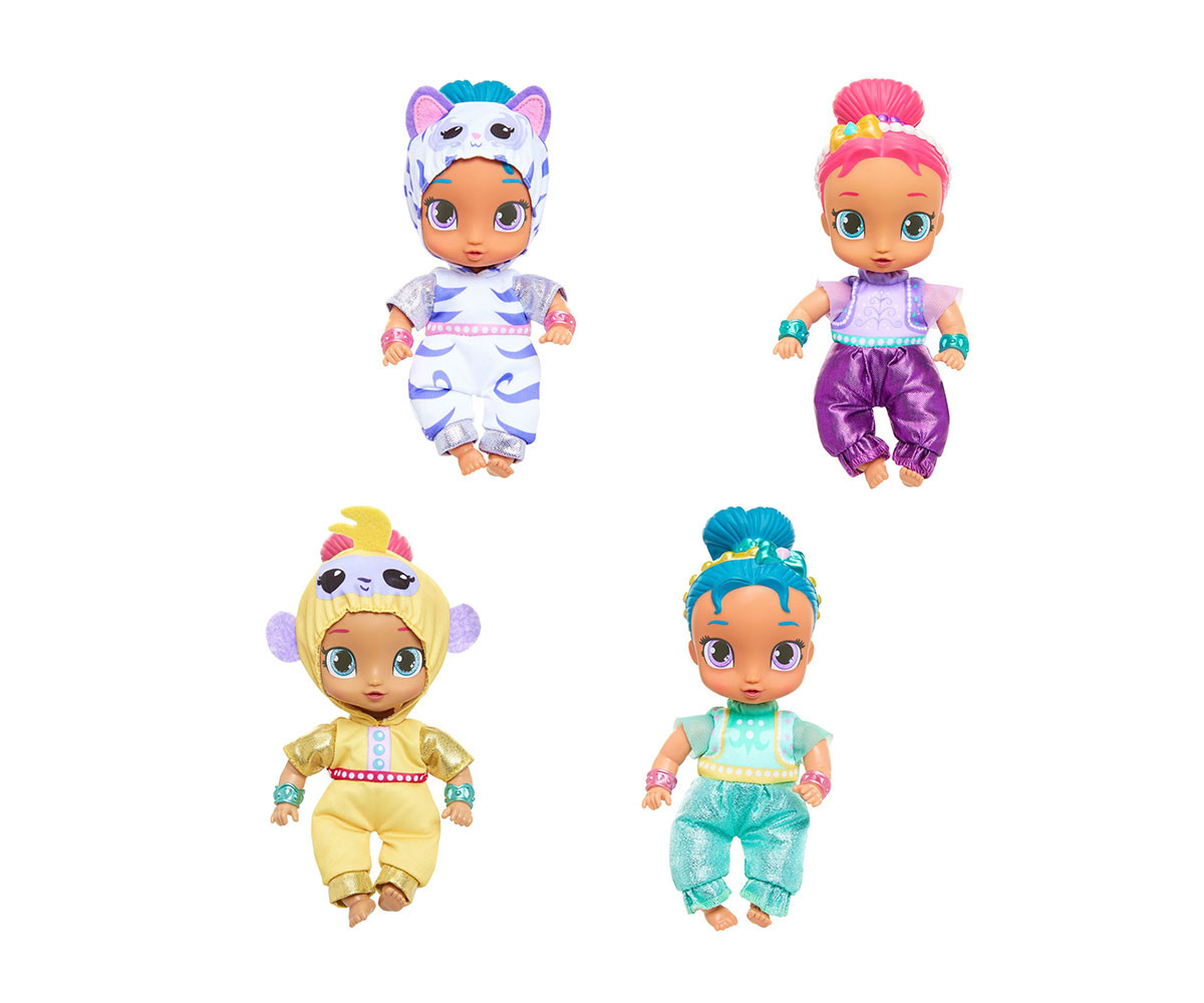 Shimmer and Shine - Бебе кукла