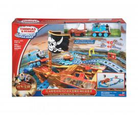 Игрален комплект Thomas & Friends, Приключенията на корабокрушенеца, над 40 части