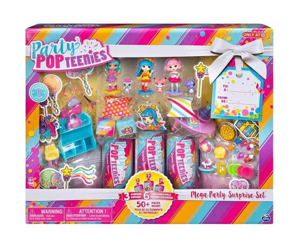 Парти комплект Party PopTeenies, с над 50 части.