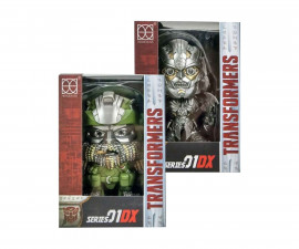 Детска играчка Transformers -Super Deformed фигура, асортимент
