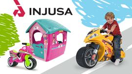 Детски играчки за игра навън Инджуса