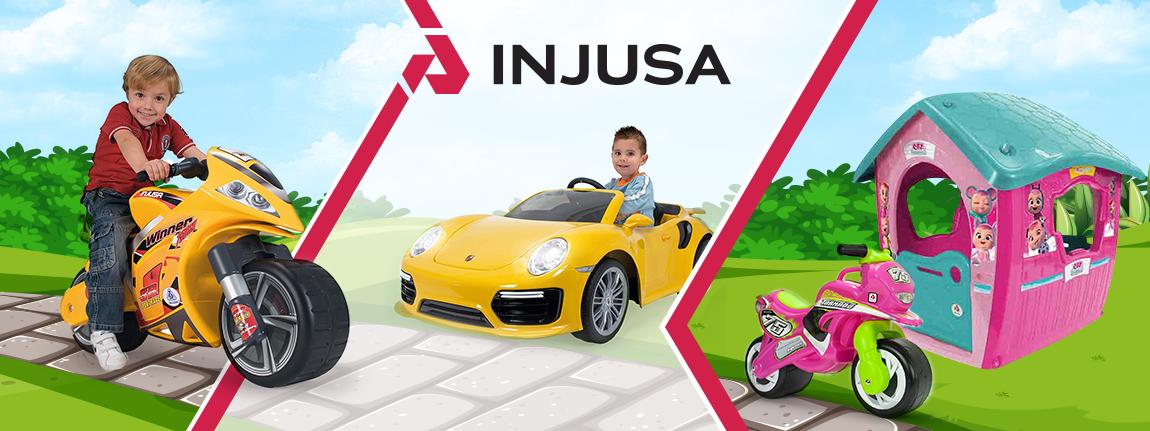 Игри навън Injusa