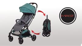 Сгъваеми бебешки  колички Mast