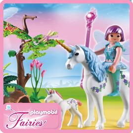 Playmobil фигурки Fairies