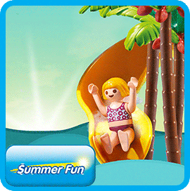 Плеймобил фигурки Summer Fun
