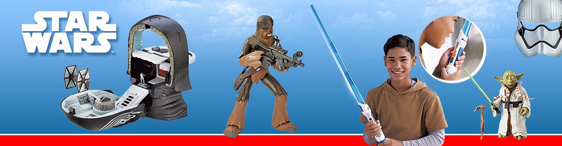 Играчки  Star Wars™ на Хасбро